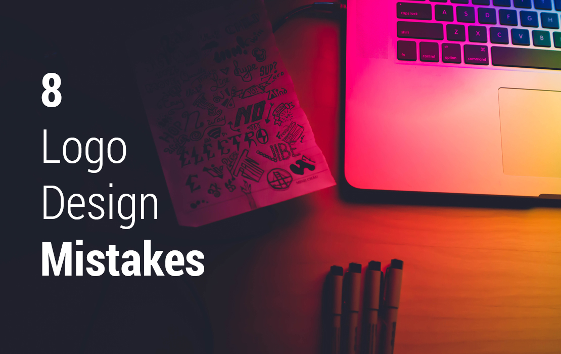8 Logo Design Mistakes to Avoid