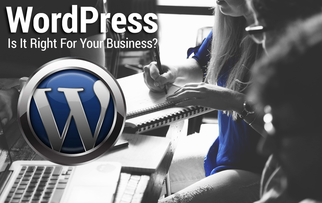 Should I use WordPress for my business website?