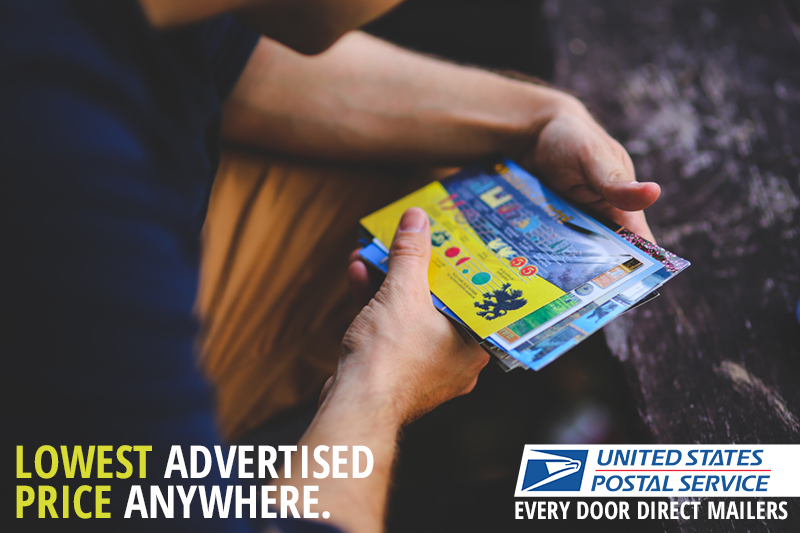 Cheap Mailers USPS EDDM Postcards