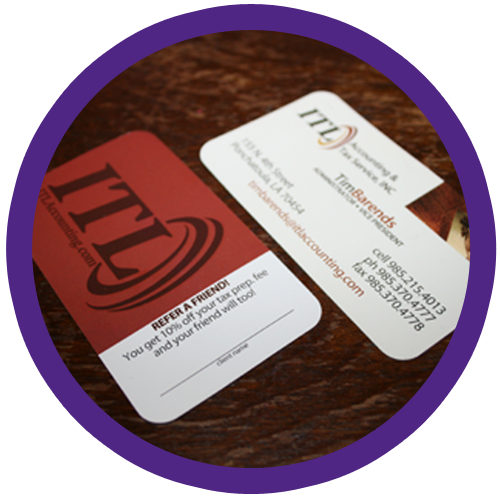 ITL Business Card Printing
