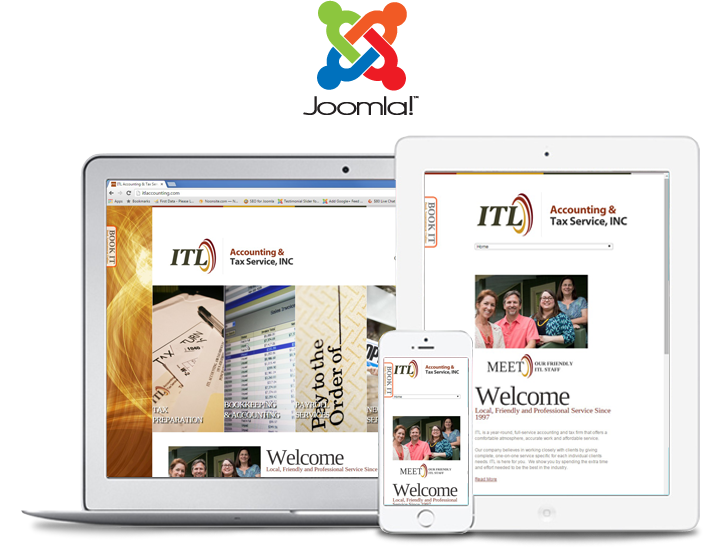 itl responsive website design