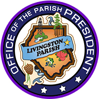 livingston parish decals